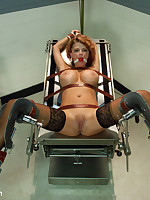 Mistressd Dominated in hospital