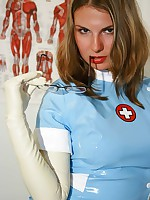 Amateur nurse Laura
