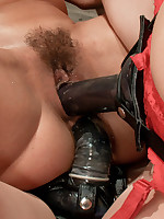Doctor Francesca Le is Double Penetrated! picture #9