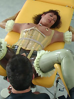 Bizarre sweet enema picture #1