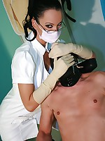 Fetish dentist has some kinky fun picture #7