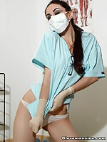 Sexy Surgeon Teases picture #11