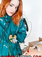 In the fetish clinic, pt.7 picture #11