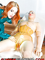 In the fetish clinic, pt.7 picture #7