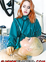 In the fetish clinic, pt.7 picture #9