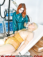 In the fetish clinic, pt.7 picture #10
